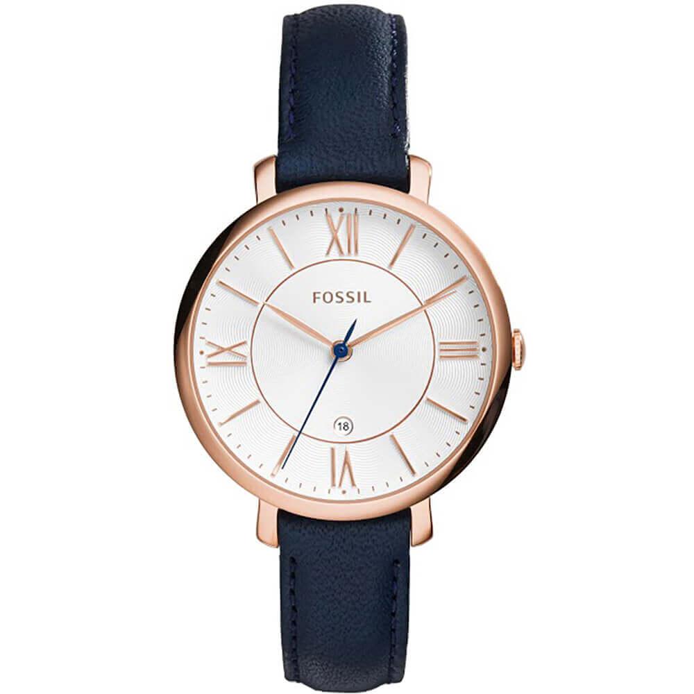 55b95fe50c2 Reloj mujer Fossil Analógico Jacqueline ES3843 - Tienda Online ...