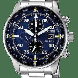 Reloj Citizen Hombre Ecodrive Chrono Sport CA0690-88L